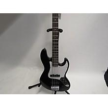 SX SX Jazz Bass Guitar Black Short Scale 4 String Electric Bass Guitar