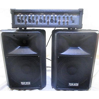 SHS Audio SX100 Unpowered Speaker