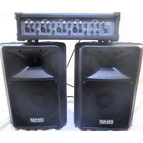 SX100 Unpowered Speaker
