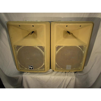 "Electro-Voice SX300E 12"" 300W (PAIR) Unpowered Speaker"