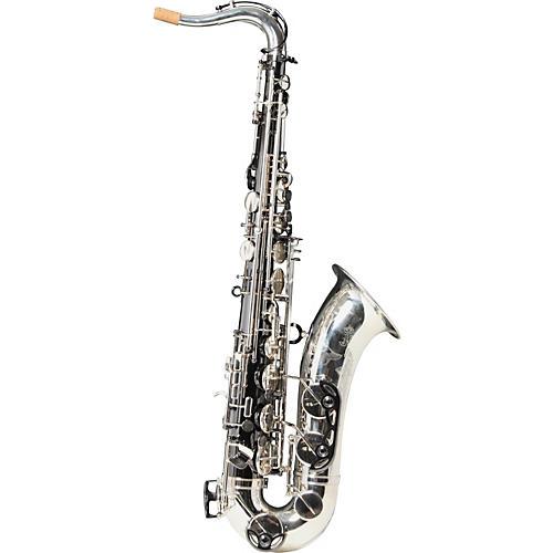 Keilwerth SX90R Black Nickel and Silver Model Professional Tenor Saxophone