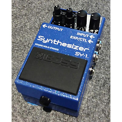 Boss SY-1 Effect Pedal