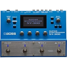 Open Box Boss SY-300 Guitar Synthesizer