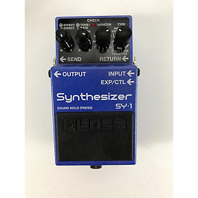 Boss SY1 Effect Pedal