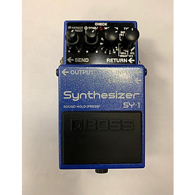 Boss SY1 SYNTHESIZER Effect Pedal