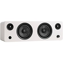 SYD Powered Speaker with Bluetooth and Phono Preamp Matte Off-White