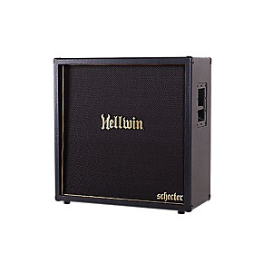 schecter guitar research syn412 st hellwin usa 4x12 straight guitar speaker cabinet musician 39 s. Black Bedroom Furniture Sets. Home Design Ideas
