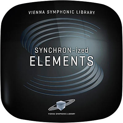 Vienna Instruments SYNCHRON-ized Elements (Crossgrade from VI Elements Standard Library) (Download)