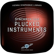 Vienna Instruments SYNCHRON-ized Plucked Instruments (Crossgrade from VI Plucked Instruments Bundle Standard Library) (Download)