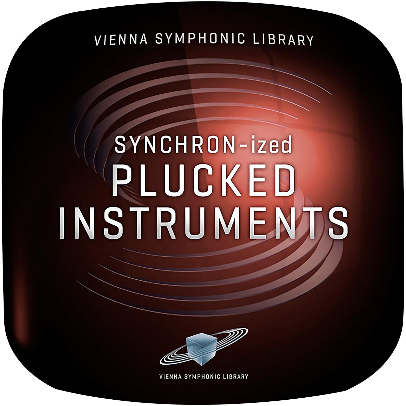 Vienna Instruments SYNCHRON-ized Plucked Instruments (Download)