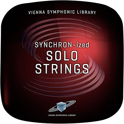 Vienna Instruments SYNCHRON-ized Solo Strings (Crossgrade from Solo Strings I Full) (Download)