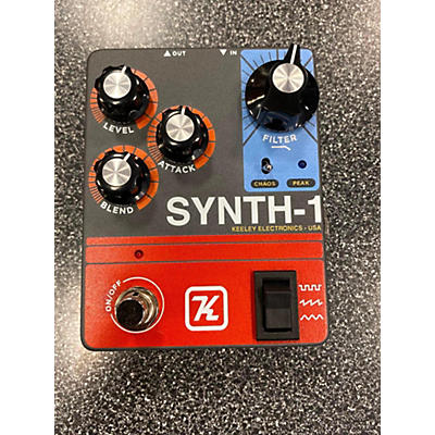 Keeley SYNTH-1 Effect Pedal