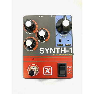 Keeley SYNTH Effect Pedal