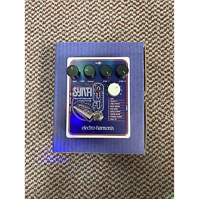 Electro-Harmonix SYNTH9 Synthesizer Effect Pedal