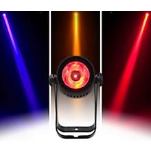 Open BoxAmerican DJ Saber Spot RGBW 15W LED Compact Pinspot Beam Light