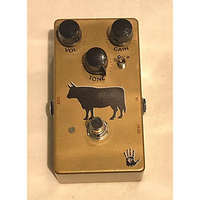 Mojo Hand FX Sacred Cow Effect Pedal