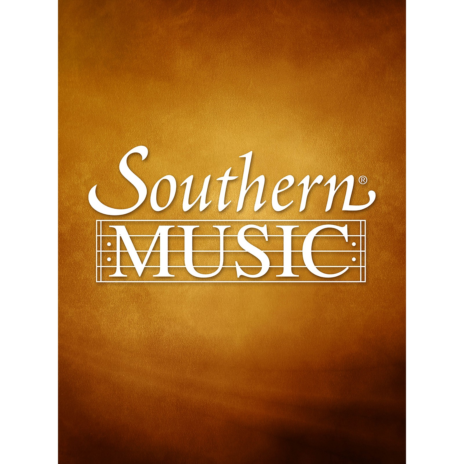 Southern Sacred Harmonies (String Orchestra Music/String Orchestra) Southern Music Series by Walter S. Hartley
