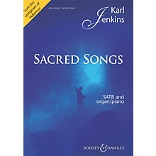 Boosey and Hawkes Sacred Songs (SATB and Organ (Piano)) SATB, Organ composed by Karl Jenkins