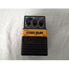 Arion Sad-1 Stereo Delay Effect Pedal