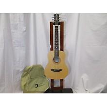 Luna Guitars Safari Music Spruce Acoustic Guitar
