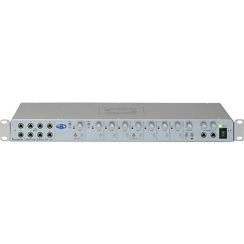 Focusrite Saffire PRO 10 I/O 8-Channel Mic Preamp With FireWire Interface