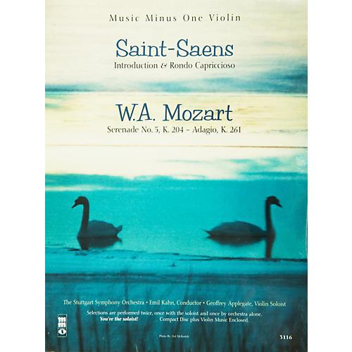 Hal Leonard Saint Saens and Mozart for Violin