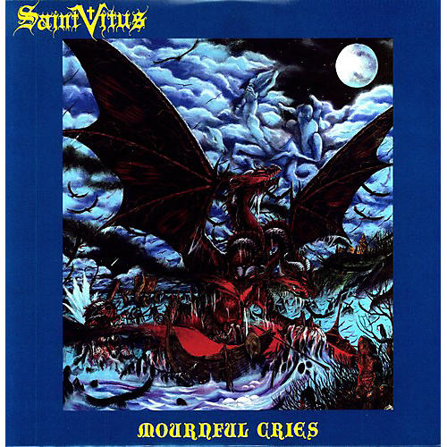 Alliance Saint Vitus - Mournful Cries