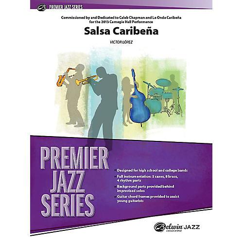 Alfred Salsa Caribe±a Jazz Band Grade 4 Set