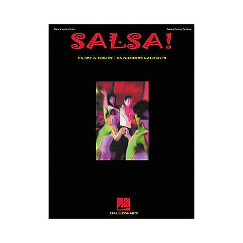 Hal Leonard Salsa! Songbook