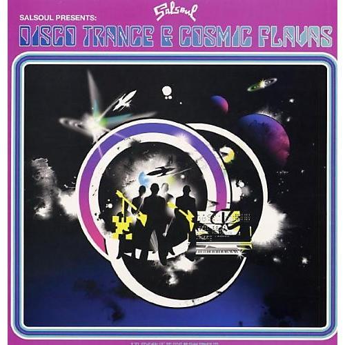 Alliance Salsoul Electronica: Disco Trance & Cosmic Flavas