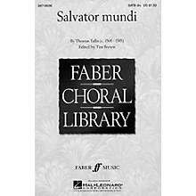 Hal Leonard Salvator Mundi (SATB divisi a cappella) SATB DV A Cappella arranged by Tim Brown