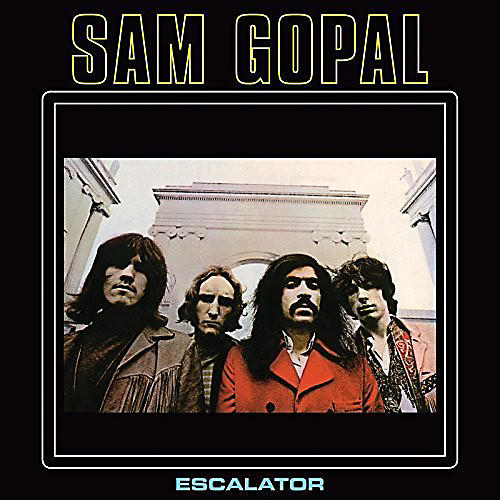 Alliance Sam Gopal - Escalator