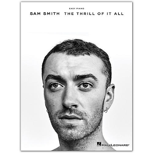 Hal Leonard Sam Smith - The Thrill of It All for Easy Piano