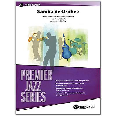 BELWIN Samba de Orphee Conductor Score 4 (Medium Advanced / Difficult)