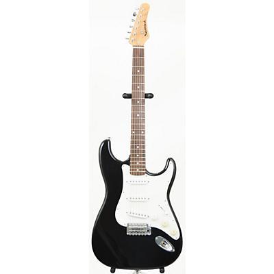 Silvertone Samick Solid Body Electric Guitar