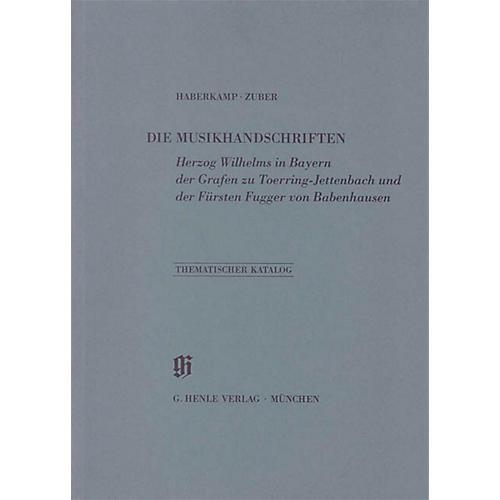 G. Henle Verlag Sammlungen Herzog Wilhelms in Bayern Henle Books Series Softcover