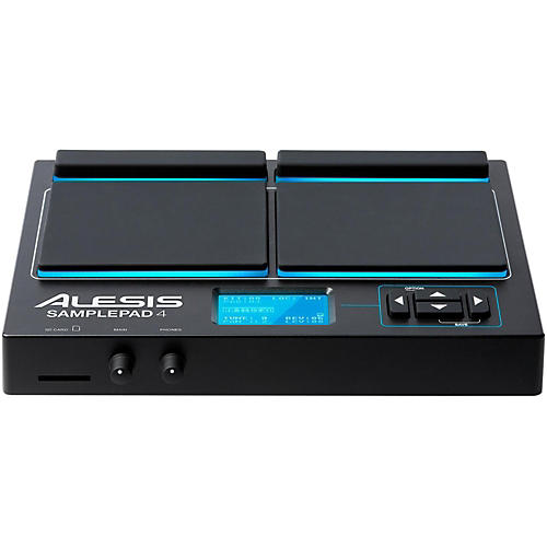 Alesis Sample Pad 4 Percussion and Sample-Triggering Instrument
