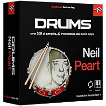 IK Multimedia SampleTank 3 Instrument Collection - Neil Peart Drums