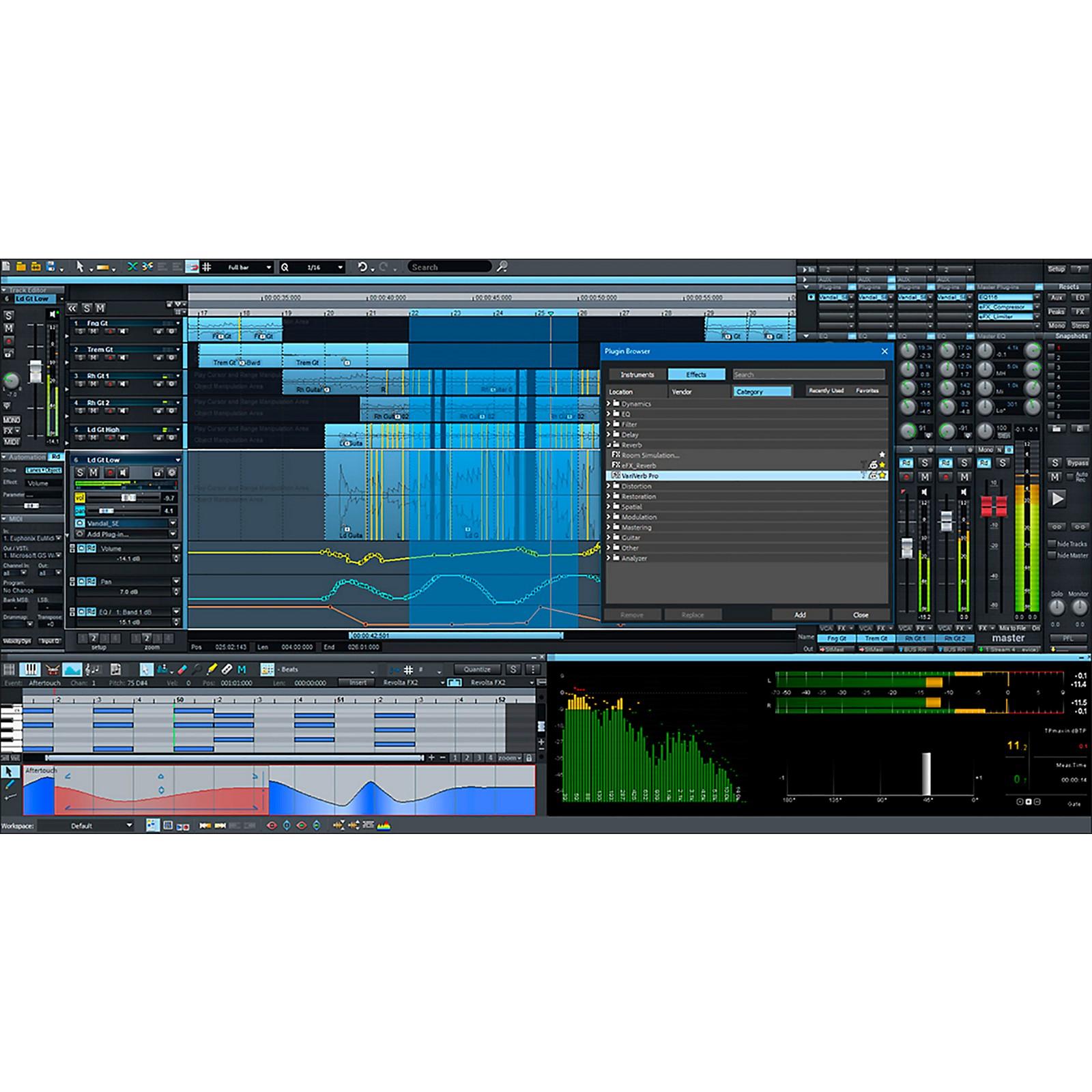 Magix Samplitude Pro X4 EDU Upgrade
