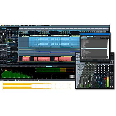 Magix Samplitude Pro X4 Suite Upgrade