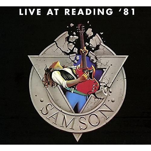 Alliance Samson - Live At Reading 81