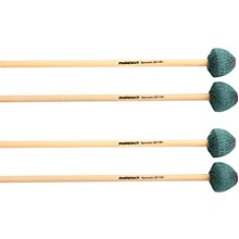 Samuels Vibraphone Mallets Set of 4 (2 Matched Pairs) Hard Heavy
