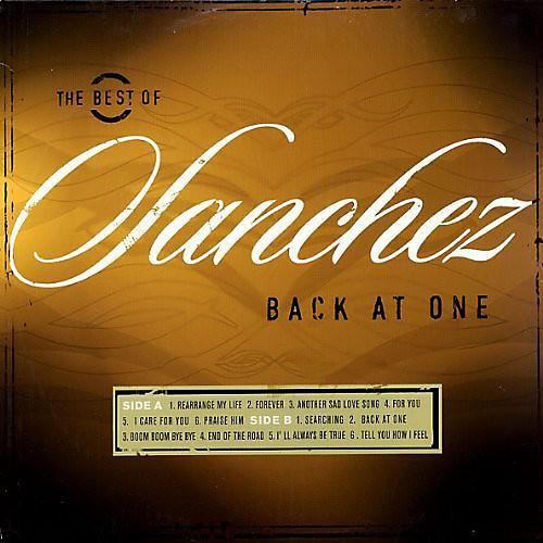 Alliance Sanchez - Best of Sanchez: Back at One