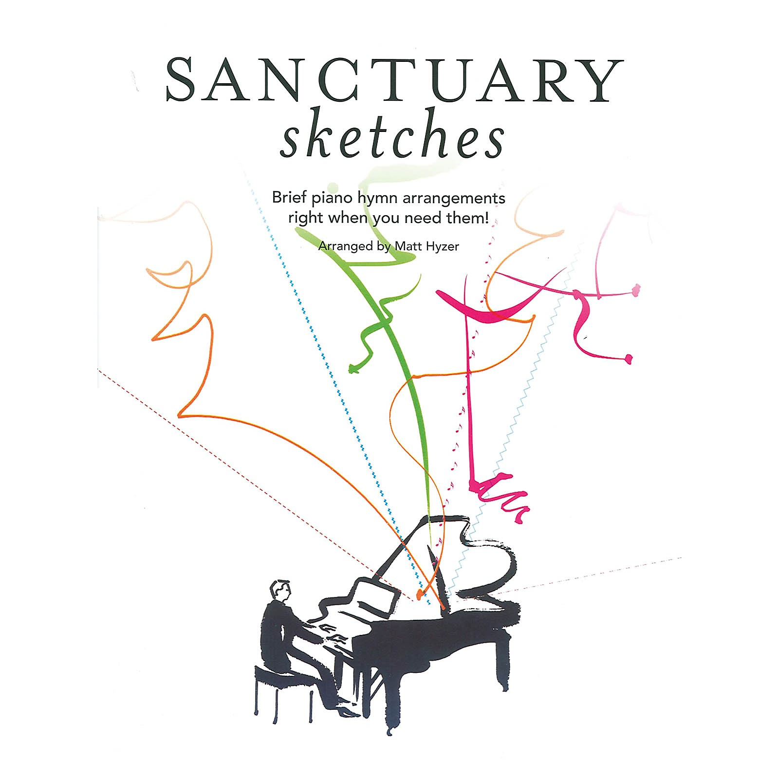 Shawnee Press Sanctuary Sketches (Piano Collection)