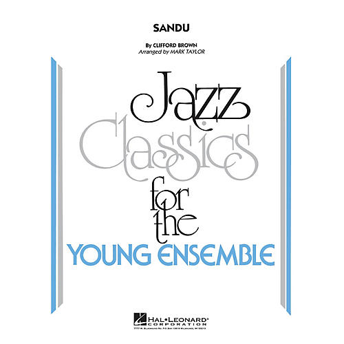 Hal Leonard Sandu Jazz Band Level 3 Arranged by Mark Taylor