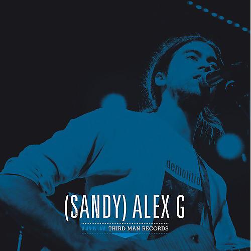 Alliance (Sandy) Alex G - Live At Third Man Records
