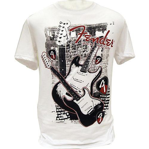 Fender Sanitarium Tee Shirt