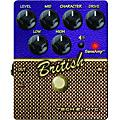 Tech 21 SansAmp Character Series British V2 Distortion Guitar Effects Pedal thumbnail