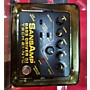 Used Tech 21 Sansamp PBDR Bass Driver DI Bass Effect Pedal