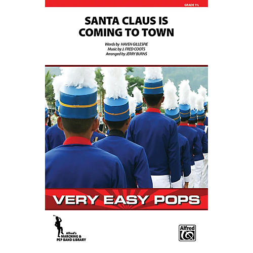 Warner Bros Santa Claus Is Coming to Town Grade 1.5 (Very Easy)